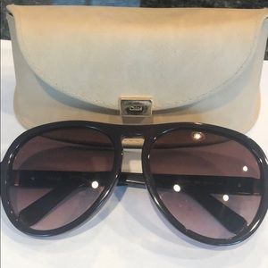 Chloe sunglasses with case